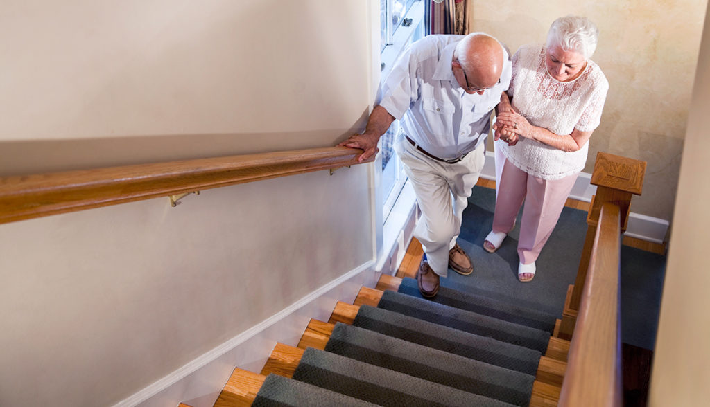 Senior proofing your home